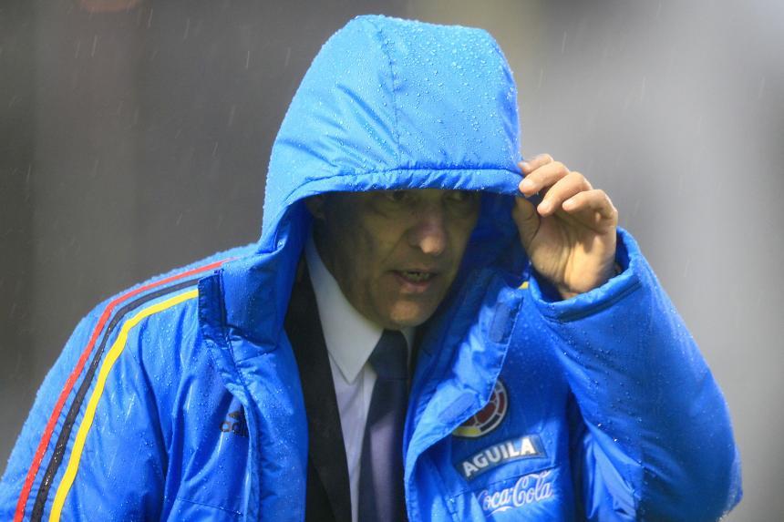 'Piscis' Restrepo se va de la Selección Colombia