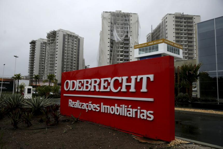 Gigante brasileño Odebrecht pagó