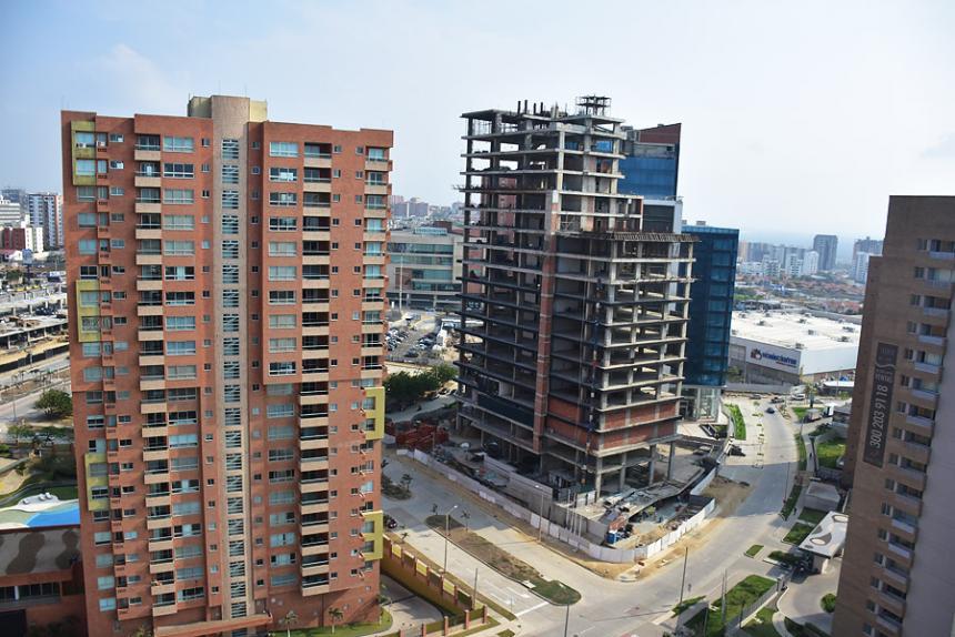 Resultado de imagen para Lo que pasó durante el 2017 con el mercado de vivienda nueva en Barranquilla y su Área Metropolitana