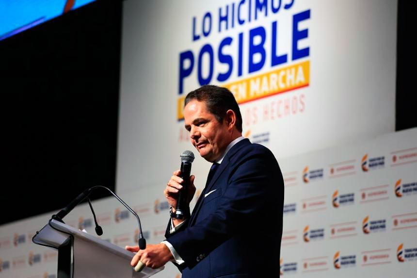 Germán Vargas presenta su renuncia a la Vicepresidencia