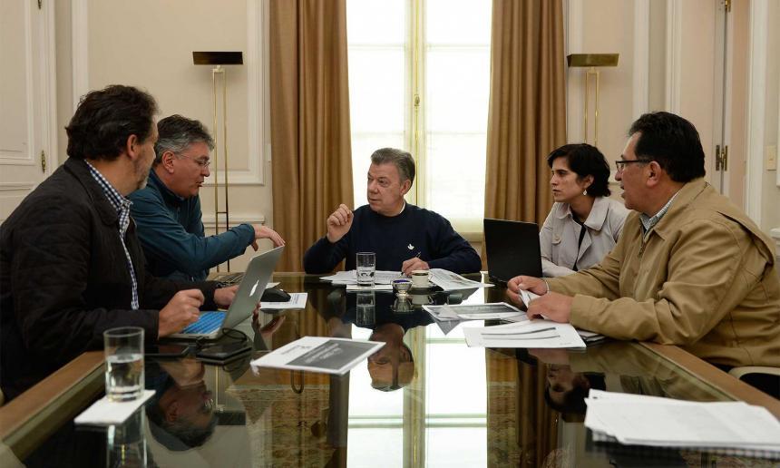 Santos presentó adición por $6,2 billones para el presupuesto nacional