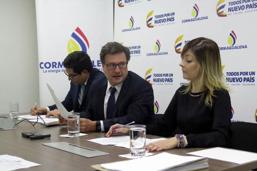 Se declara caducidad del contrato de navegabilidad del Río Magdalena