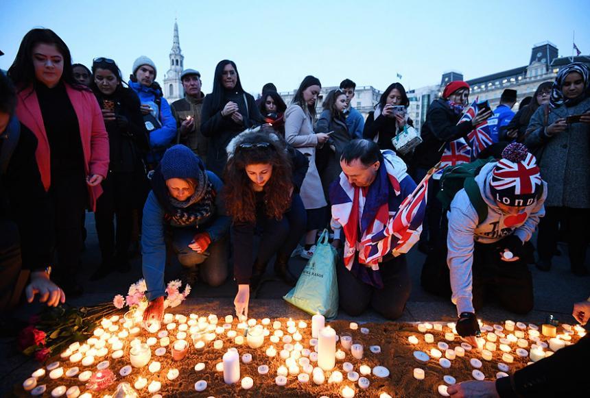 Ciudadanos de nueve nacionalidades heridos en el ataque en Londres
