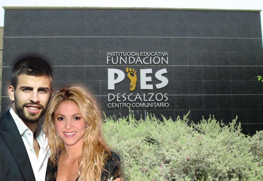 Shakira y Barcelona se unen para construir escuela en Colombia