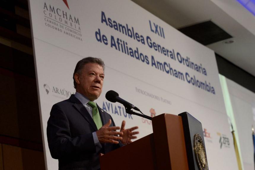 Presidencia de Colombia revela que tuvo contratos con cuestionada firma de medios