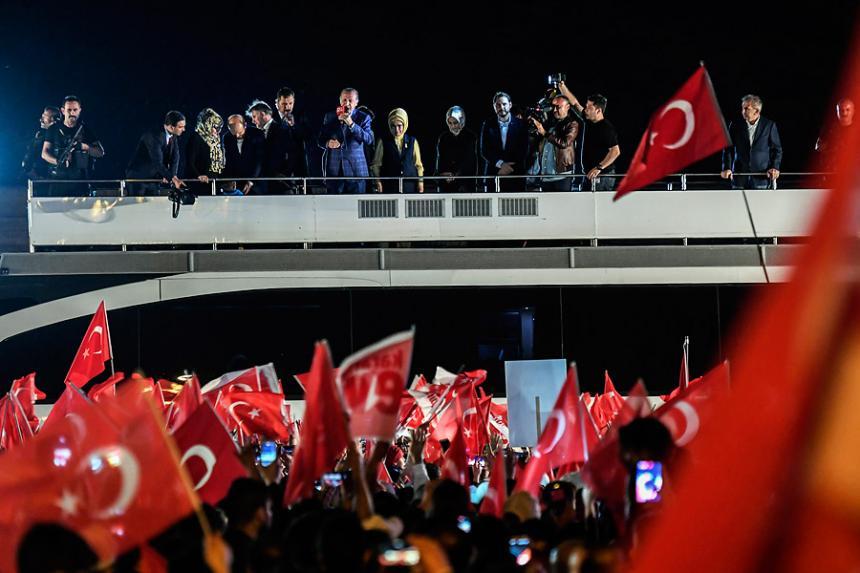 Turquía: Erdogan podría gobernar hasta el 2034