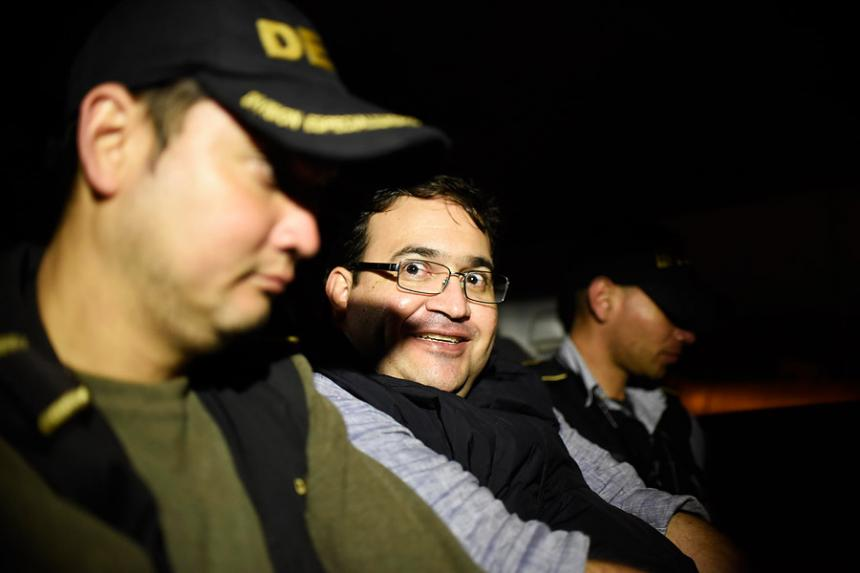 Indagan a empresario que prestó departamento a Javier Duarte en Guatemala