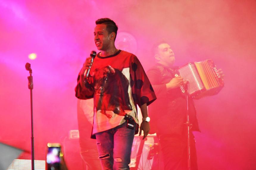 Murió Martín Elías, cantante vallenato