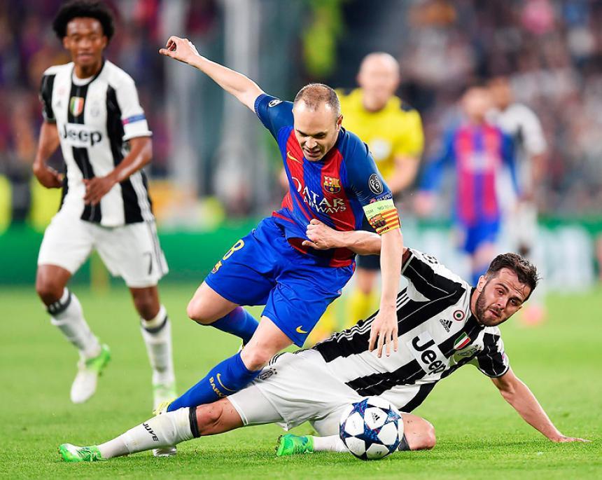 Barcelona va por un nuevo milagro ante la Juventus