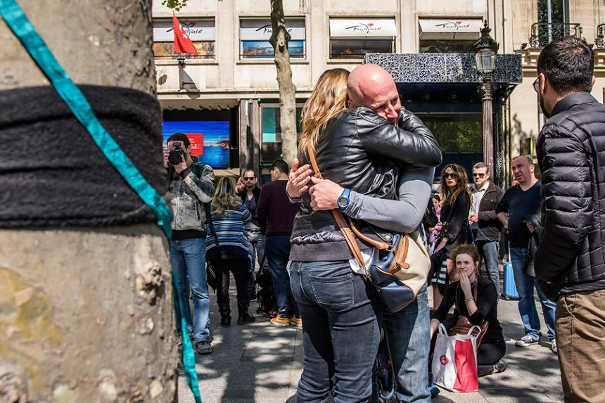Confirman 1 muerto y tres heridos durante tiroteo en Francia
