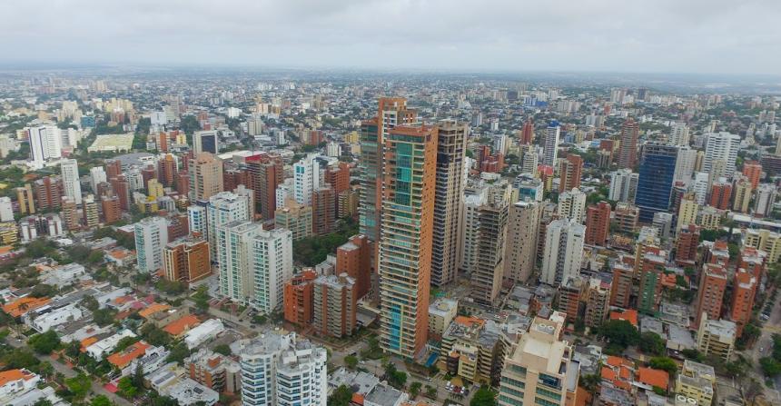Financial times ubica a barranquilla como la s ptima for La terraza barranquilla