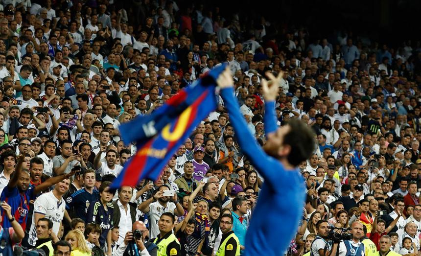 Barcelona y Real Madrid inician el sprint final por la Liga