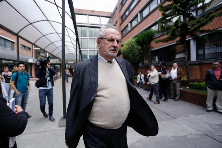 En libertad quedó la cabeza de Interbolsa, Rodrigo Jaramillo