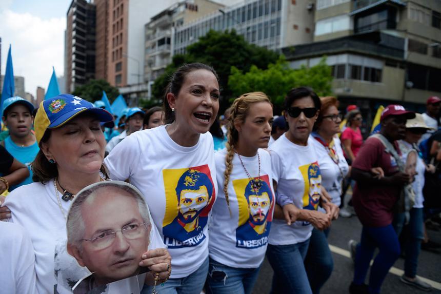 María Corina Machado responden ante presunta orden de Aprehensión