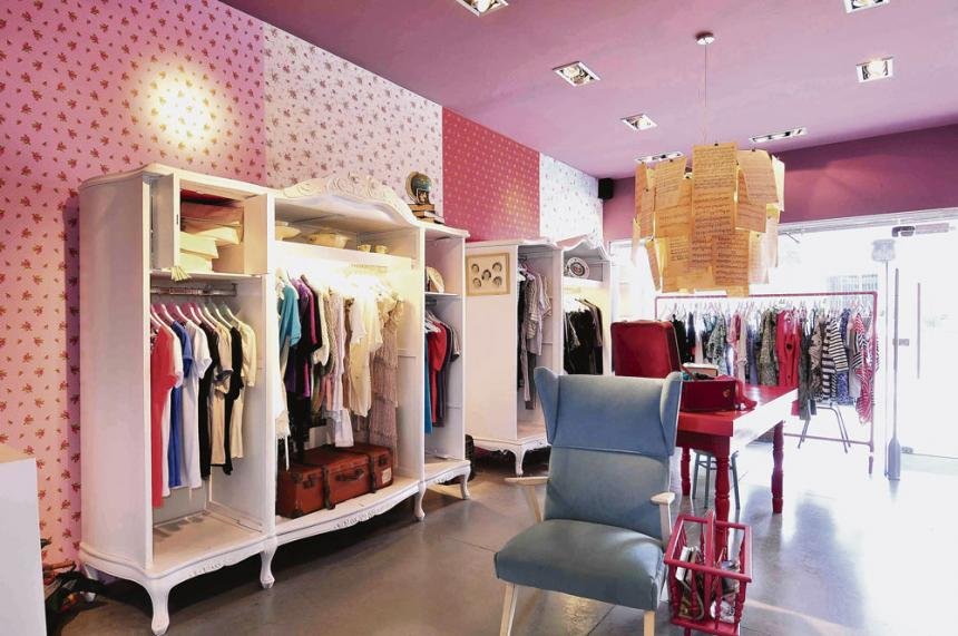 Dise o de espacios comerciales un atractivo para m s for Diseno de interiores almacenes de ropa