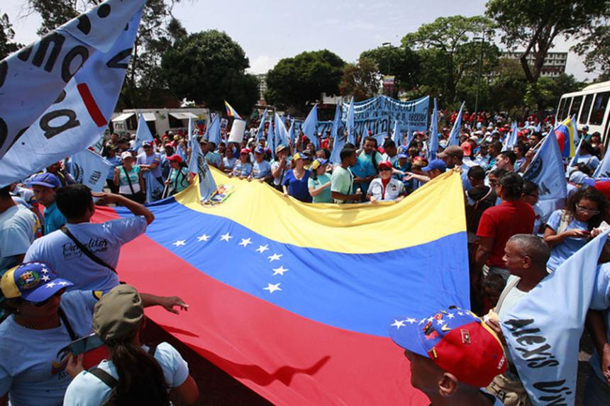 Cancillería de Colombia emitió comunicado sobre crisis en Venezuela