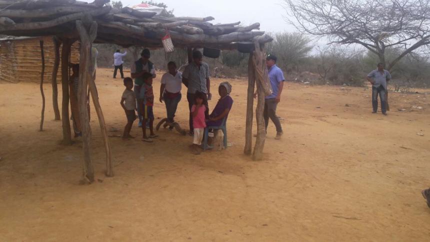 Muere bebé de 7 meses por desnutrición en La Guajira