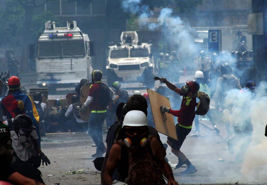 Comisión Presidencial para la Constituyente dialoga con grupos opositores en Venezuela