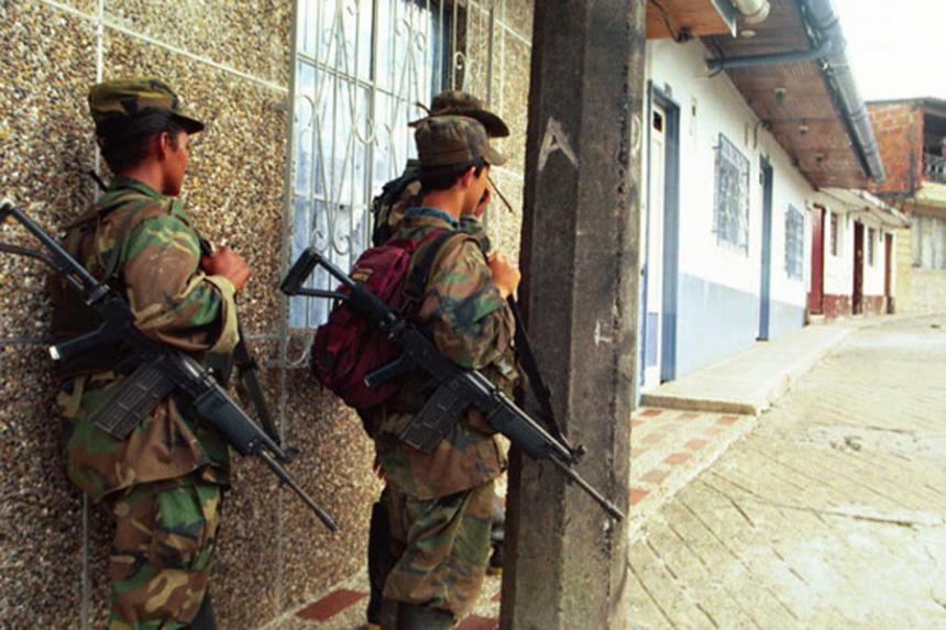 Eln asesina a soldado cordobés en Teorama, Norte de Santander