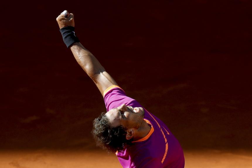 "Nadal arrolló a Djokovic y clasificó a la final Abierto de Madrid"""