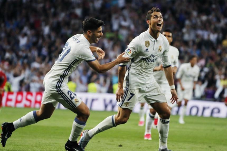Real Madrid se pone a un punto del campeonato