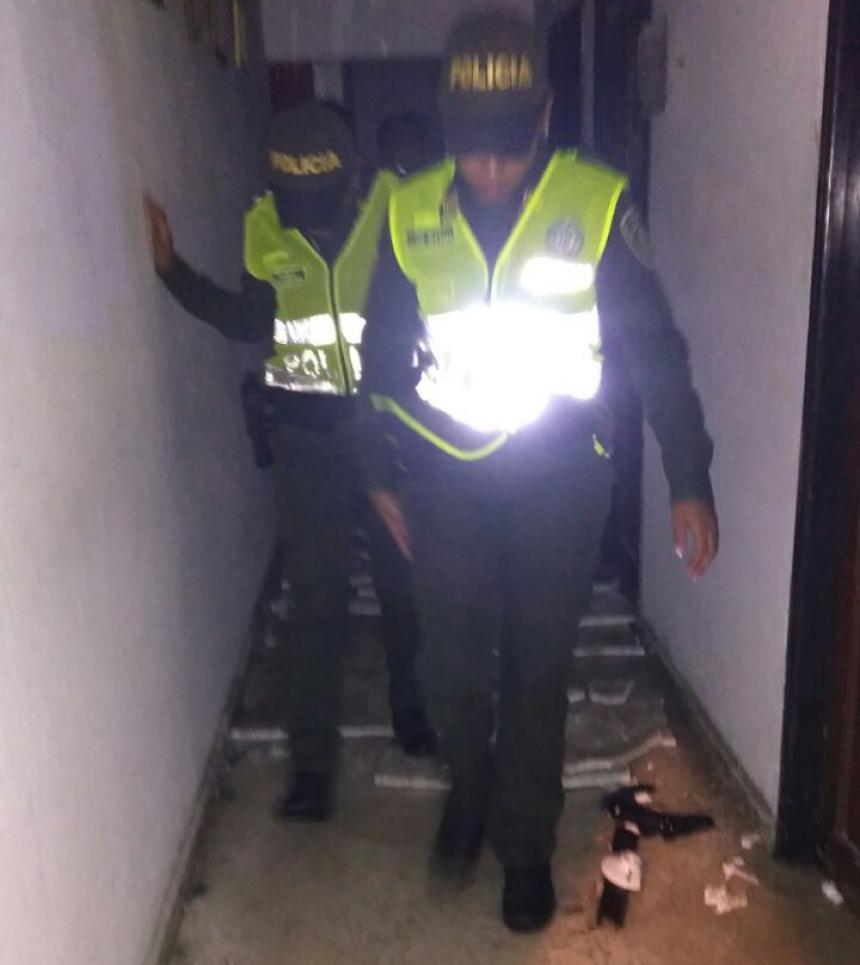 Ataque con granada en estación de Policía de Cartagena