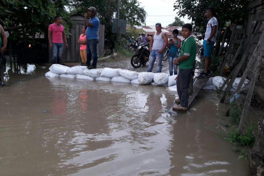 Lluvias en Colombia continuarán hasta julio
