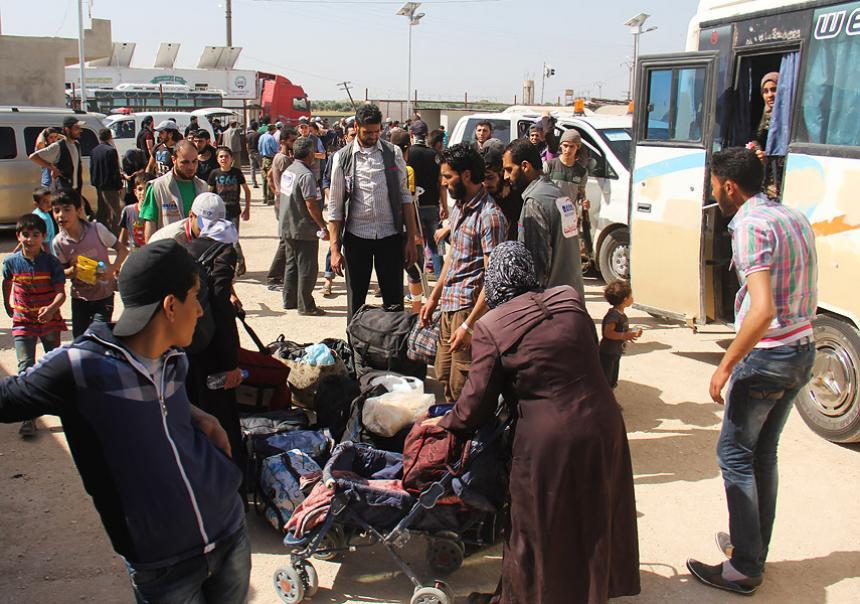 Bombardeo contra ejercito Yidahista deja al menos 23 civiles muertos en Siria