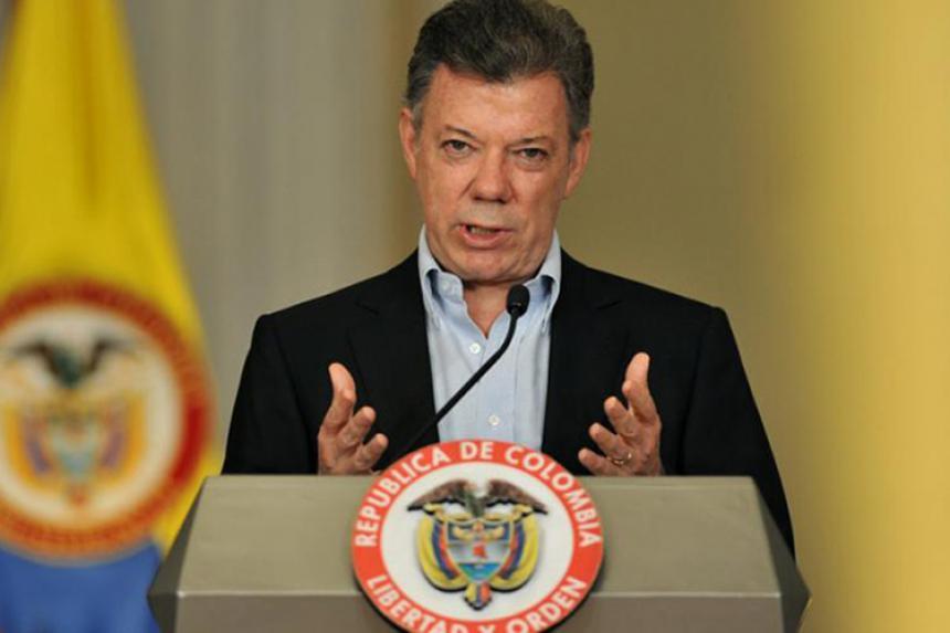 Donald Trump pide a Santos combatir la coca