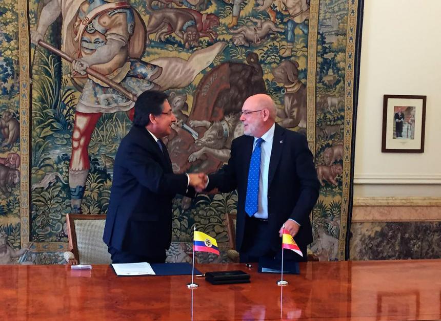 España y Colombia quieren investigar conjuntamente caso Lezo