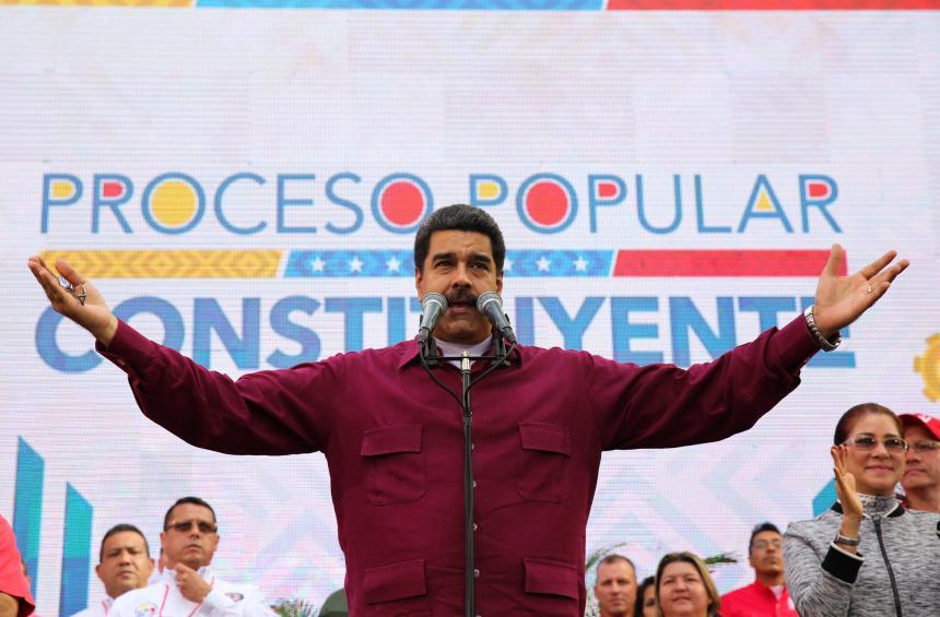 Venezuela: Miles salen a las calles en nueva marcha contra de Maduro