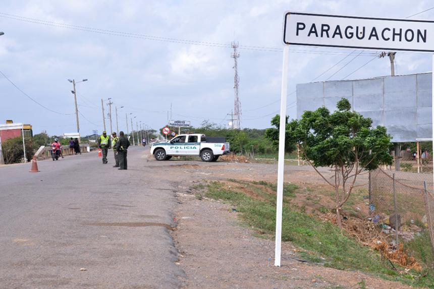 Colombia a Venezuela: unidades militares están en la frontera desde 2015