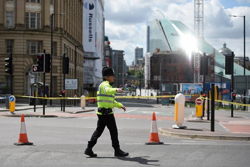 Mueren 19 en explosiones en Manchester Arena