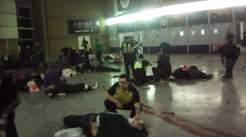 Reino Unido acusa a EU de minar investigación del atentado de Manchester