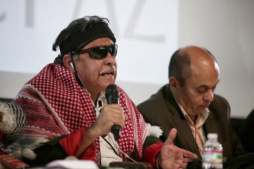FARC necesitan dos meses más para concluir entrega de armas