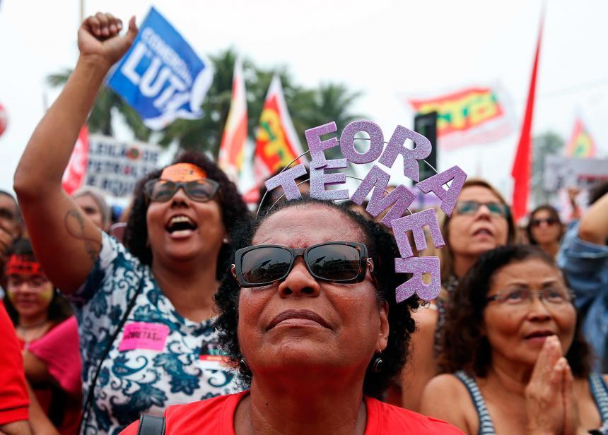 Brasil: Michel Temer será investigado por la Policía
