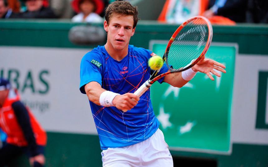 Enorme triunfo de Trungelliti en Roland Garros