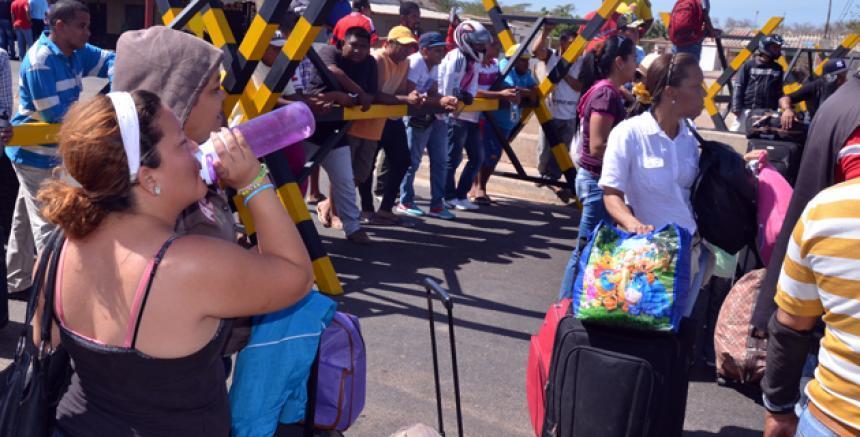 Procuraduría pide proteger colombianos en Venezuela