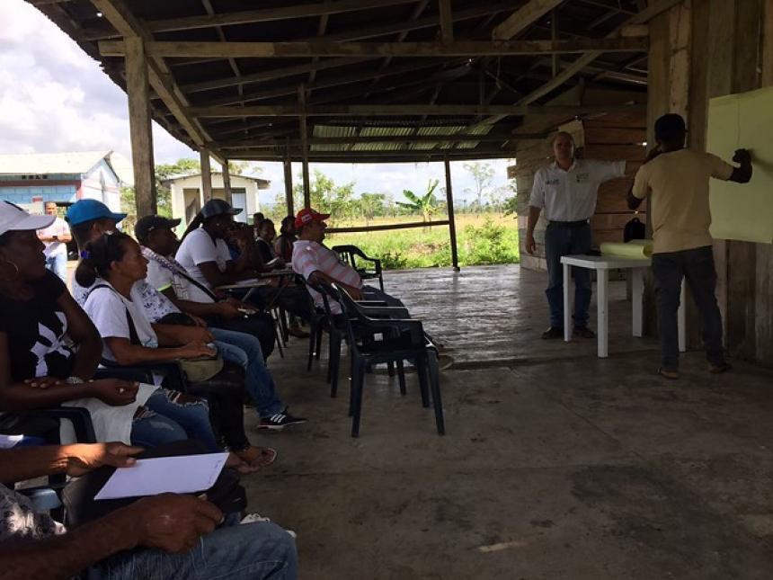 Zonas veredales serán ciudadelas para desarrollar proyectos productivos — Farc