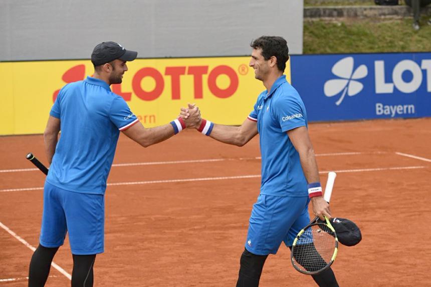 Pareja Cabal y Farah avanza a siguiente ronda de Roland Garros