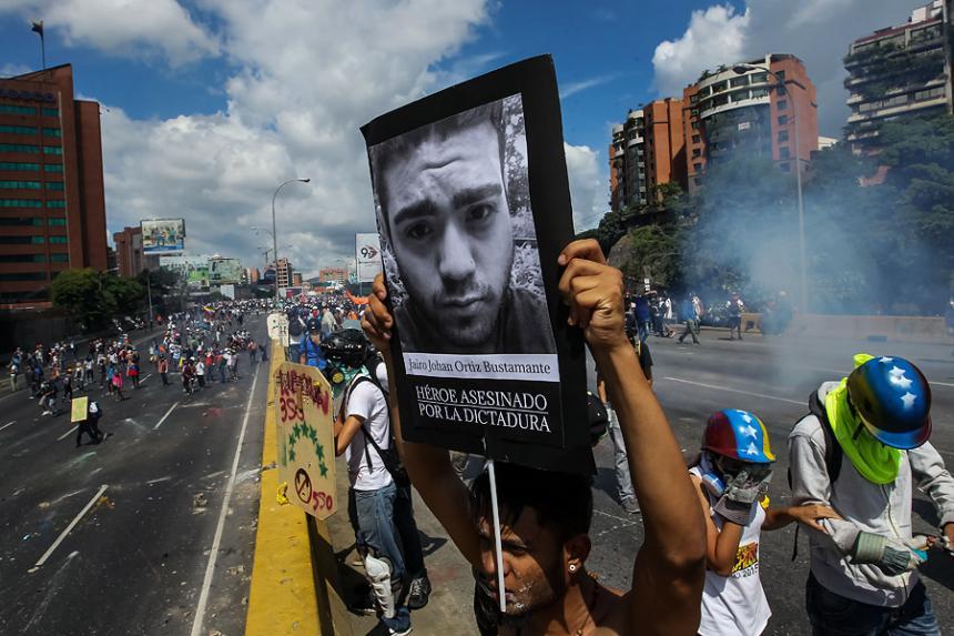 2977 detenciones desde que se iniciaron protestas contra Nicolás Maduro — Venezuela