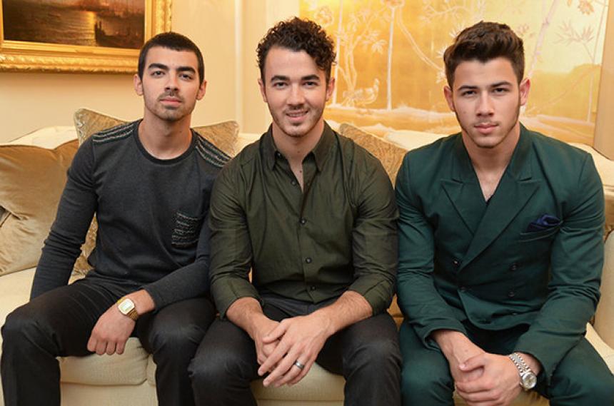 El mal momento de los Jonas Brothers