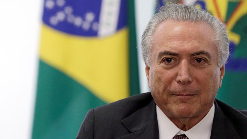 Se mantiene la crisis en Brasil por el caso Dilma-Temer