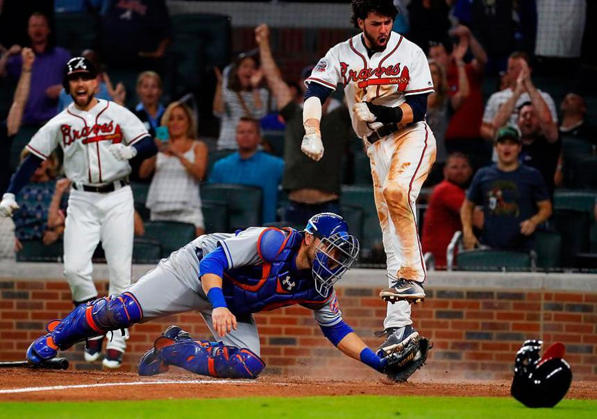 2-1. Lagares impulsa la victoria de los Mets