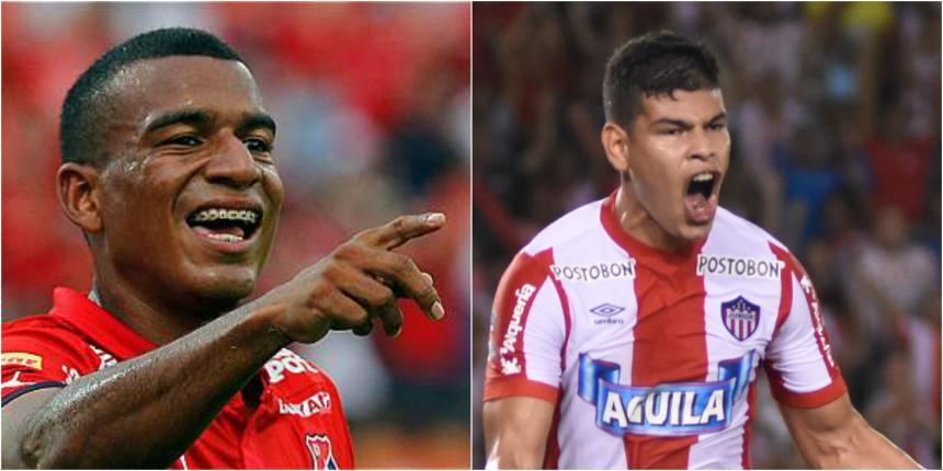 Yimmi Chará podría ser el nuevo refuerzo del Junior de Barranquilla