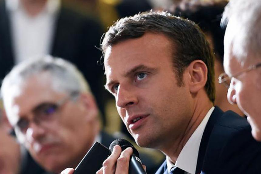 Macron logra mayoría parlamentaria en Francia: más de 32%