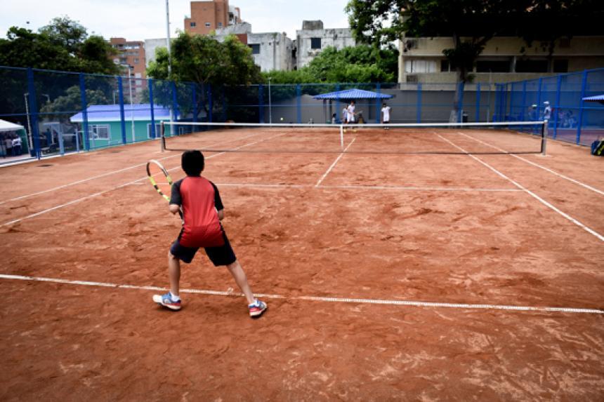 """Resultado de imagen de tenis en barranquilla"""""""