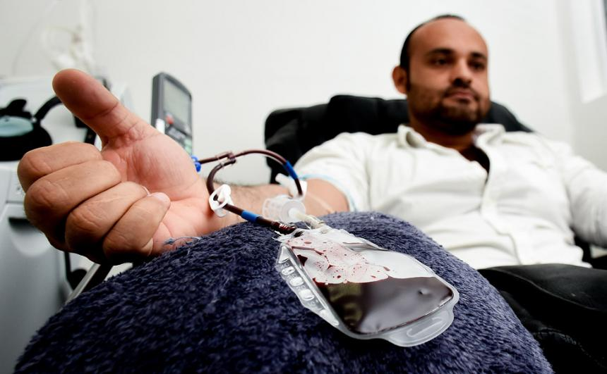 Cruz Roja llama a ciudadanos a donar sangre