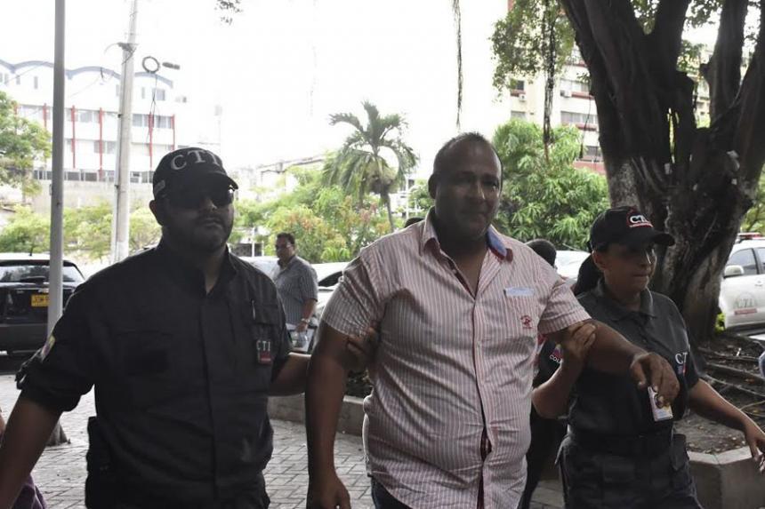 Cinco ordenes de captura por desplome en Blas de Lezo