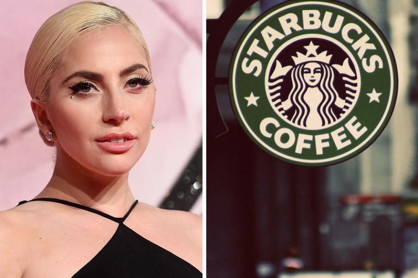 Lady Gaga hace alianza con Starbucks